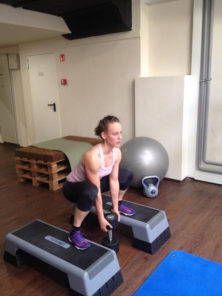 Team42sport: Nina Rupnik