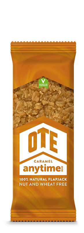 VO2 Sport Športna Prehrana - OTE Anytime ploscica caramel