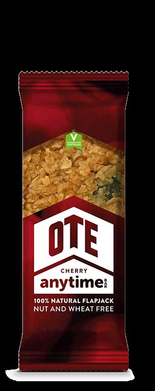 VO2 Sport Športna Prehrana - OTE Anytime ploscica cherry