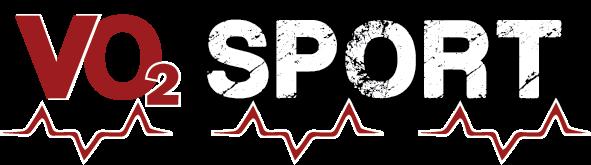 VO2 Sport Športna Prehrana - logo vo2 sport linije