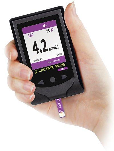 VO2 Sport Športna Prehrana - naprava za meritev laktatnih vrednosti