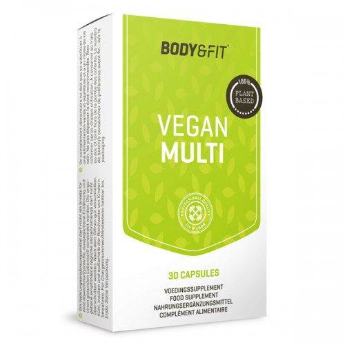 Veganski multivitamini
