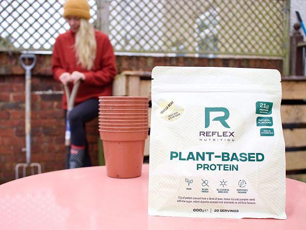 VO2 Sport Športna Prehrana - proteini razgradljiva embalaža