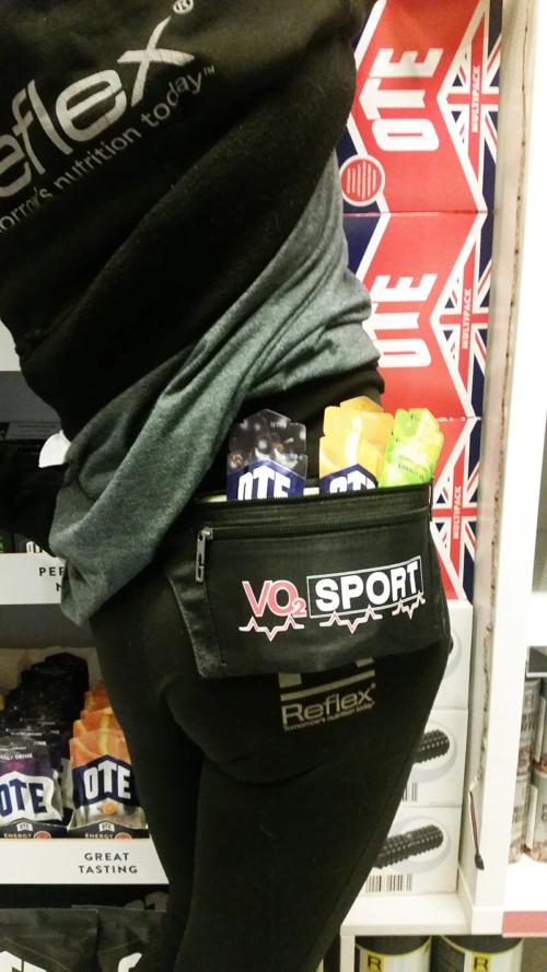 VO2 Sport Športna Prehrana - vo2 torbica