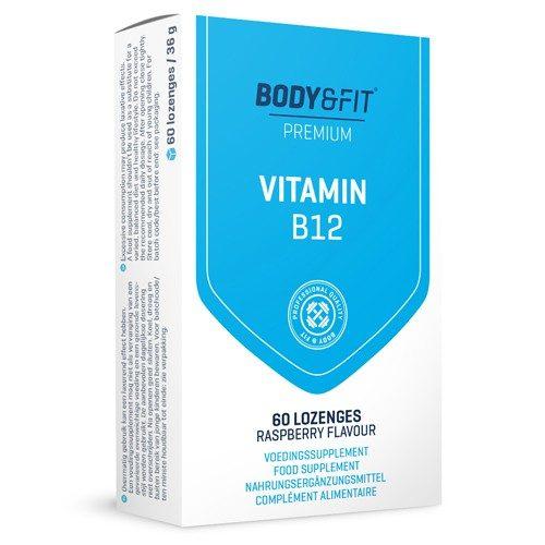VO2 Sport Športna Prehrana - vitamin b12 pastile