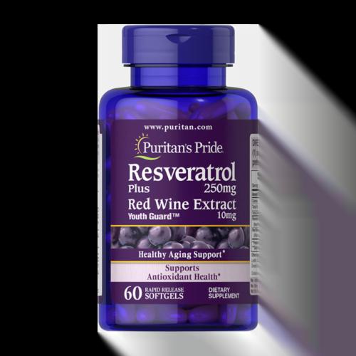 VO2 Sport Športna Prehrana - puritan Resveratrol 1