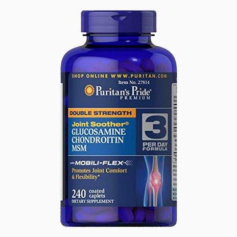 VO2 Sport Športna Prehrana - puritan glukozamin sulfat msm