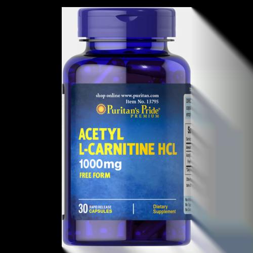 VO2 Sport Športna Prehrana - puritan acetil karnitin