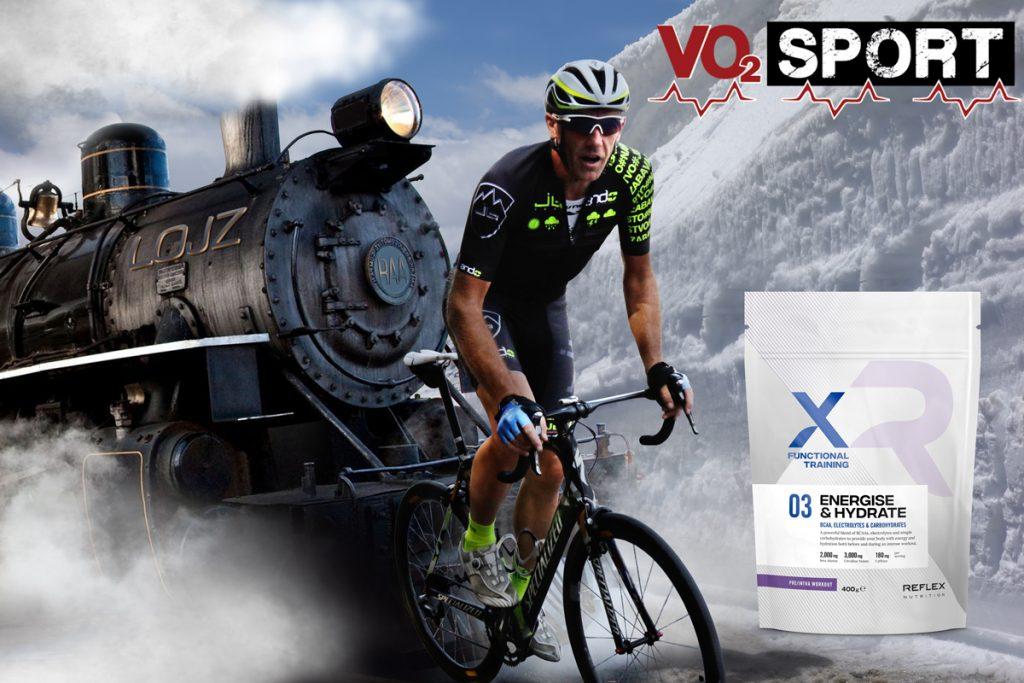 VO2 Sport Športna Prehrana - poglavc energise