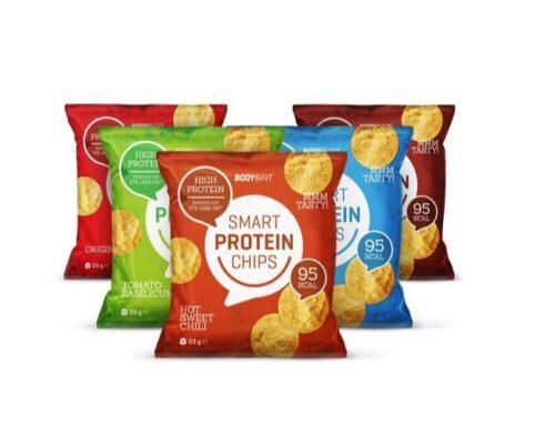 VO2 Sport Športna Prehrana - Smart Protein Chips