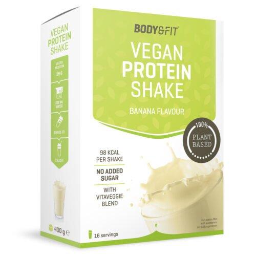 VO2 Sport Športna Prehrana - Vegan protein shake box banana