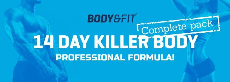 VO2 Sport Športna Prehrana - 14 day killer body