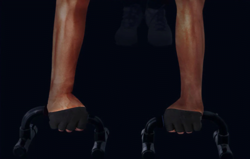 VO2 Sport Športna Prehrana - fitnes rokavice 2