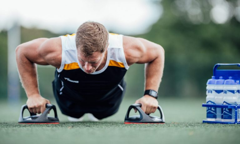 Trening moči za vzdržljivost in prehrana