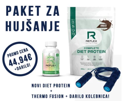 VO2 Sport Športna Prehrana - paket hujsanje