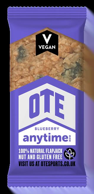 VO2 Sport Športna Prehrana - OTE Blueberry Anytime Bar
