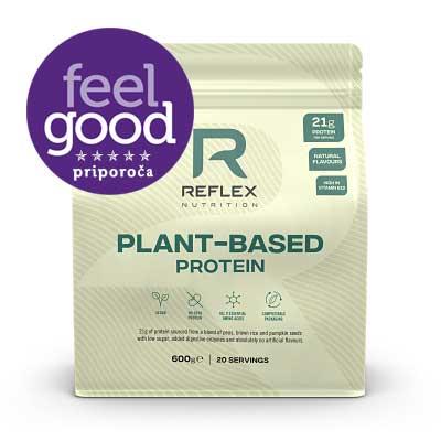 VO2 Sport Športna Prehrana - plant based veganski proteini fg