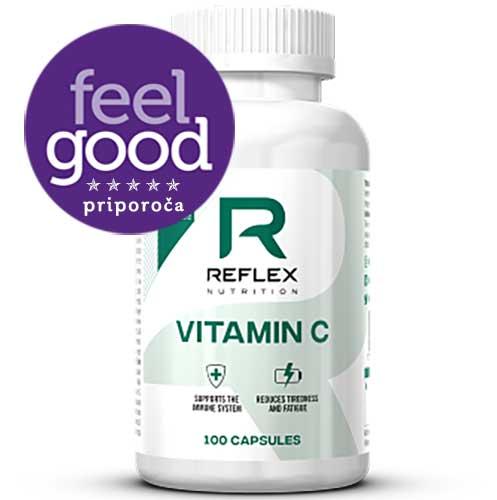 VO2 Sport Športna Prehrana - reflex vitamin c feelgood