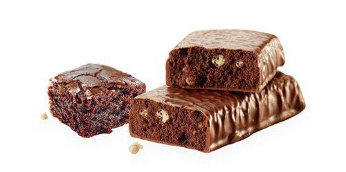 VO2 Sport Športna Prehrana - think proteinska ploscica brownie n