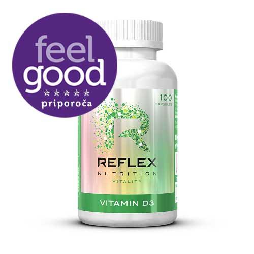 VO2 Sport Športna Prehrana - vitamin d3 feelgood