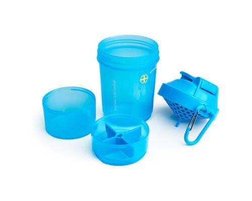 VO2 Sport Športna Prehrana - O2GO600ml Blue Unassembled opt