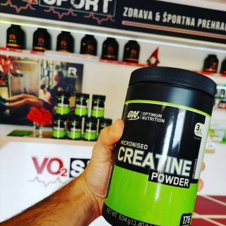 💥 NEW product alert❗ Kreatin monohidrat Optimum Nutrition💪Promocijska cena 18,90€ na vo2sport.com👉mišična masa in seveda v trgovini VO2 Sport na Kodeljevem✨#creatine #bcaa #protein #fitness #preworkout #gym #supplements #wheyprotein #whey #bodybuilding #amino #workout #glutamine #muscle #fatburner #nutrition #optimumnutrition #supplementstore #seriousmass #carnitine #fitnessmotivation #creatina #fit #vo2sport