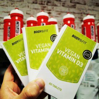 💥NOVO‼️ Veganske Vitamin D3 tabletke 🌞💪➡️ https://www.vo2sport.com/trgovina/veganski-izdelki/bf-vegan-vitamin-d3/